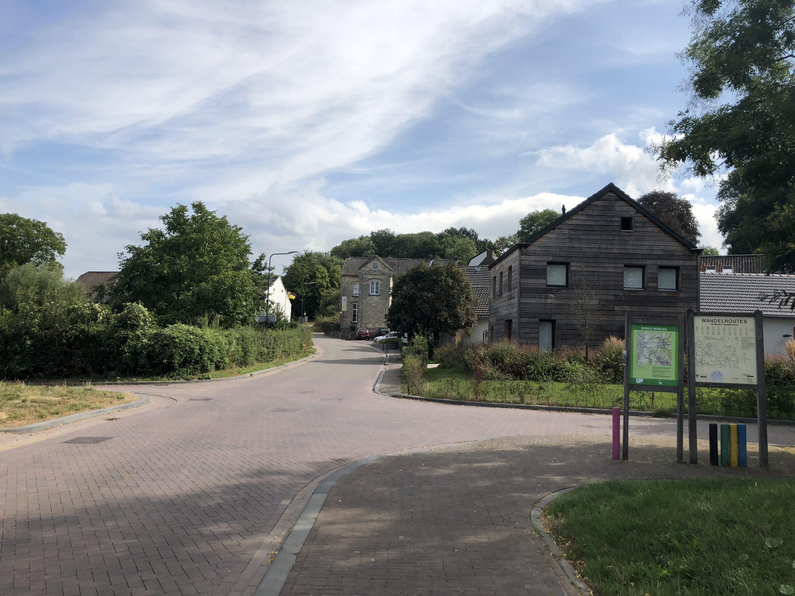 オランダマーストリヒトの景色」