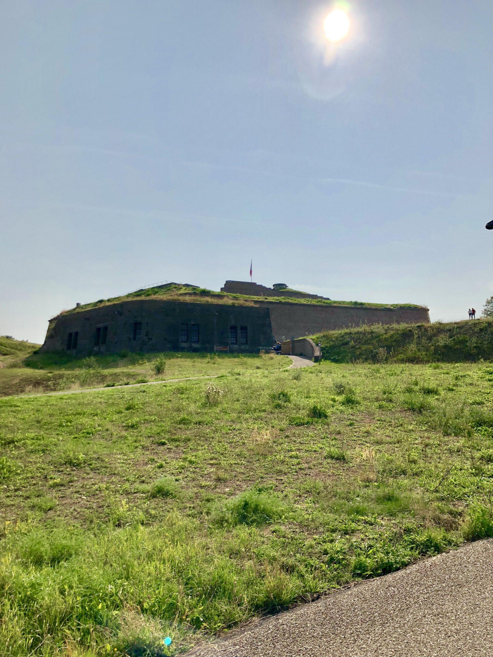 オランダマーストリヒト観光スポット聖ピーターの砦