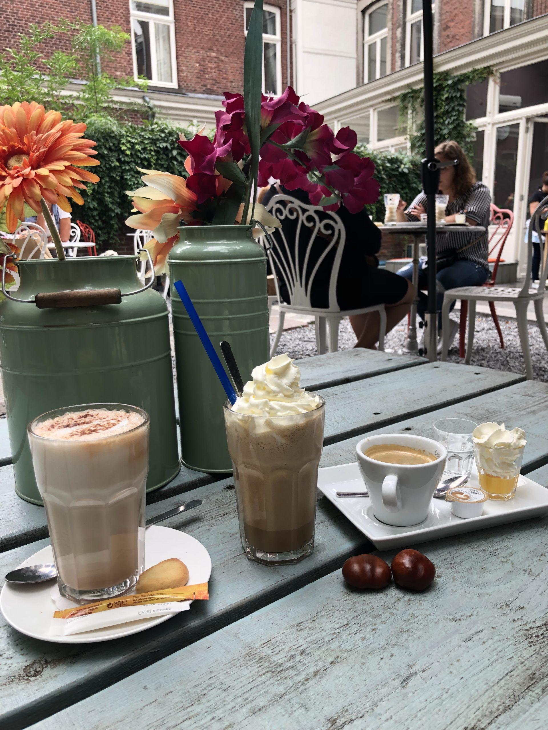オランダマーストリヒトオススメカフェおいしいコーヒーかわいい隠れ家
