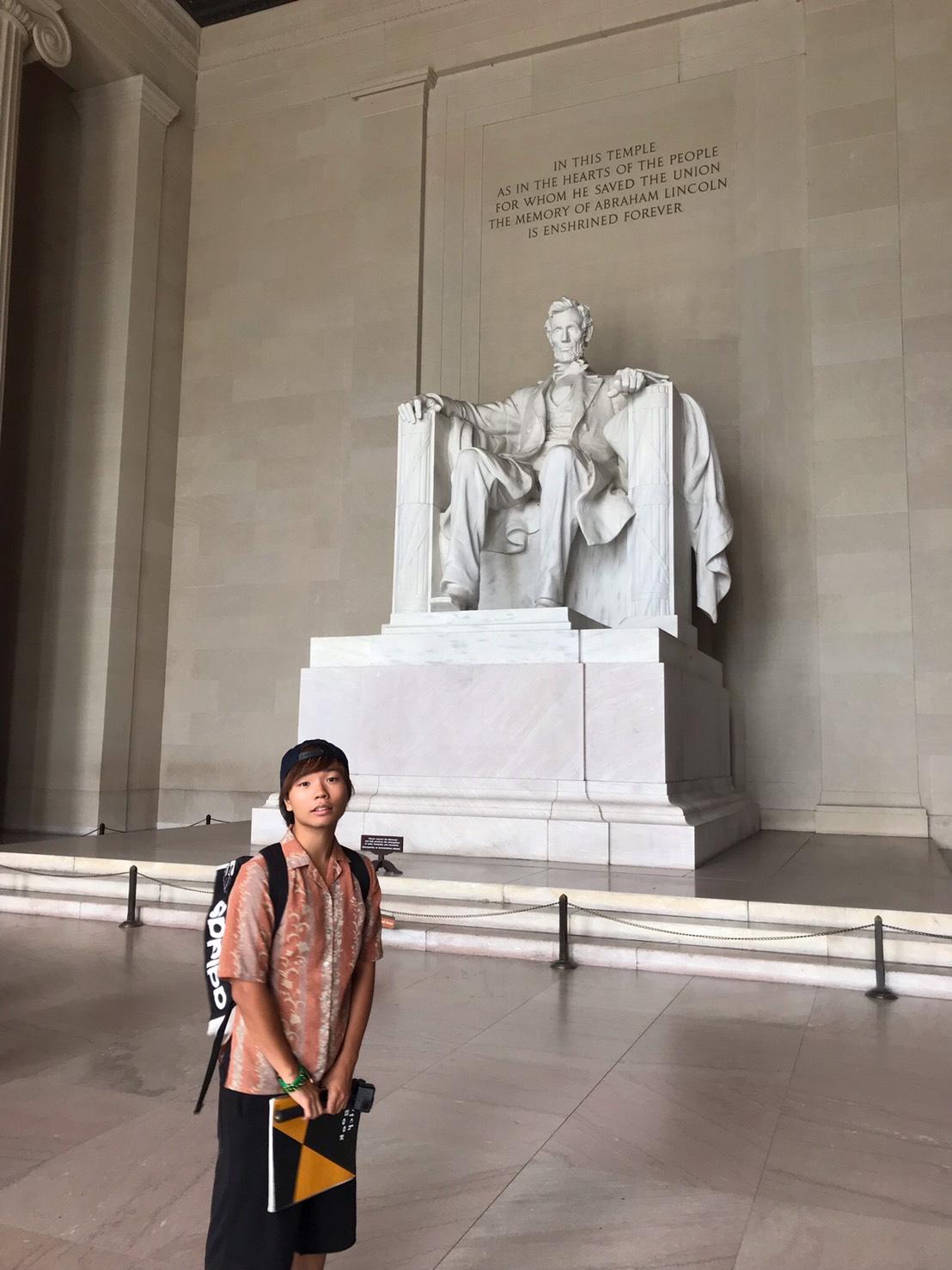 アメリカ横断中 リンカーン