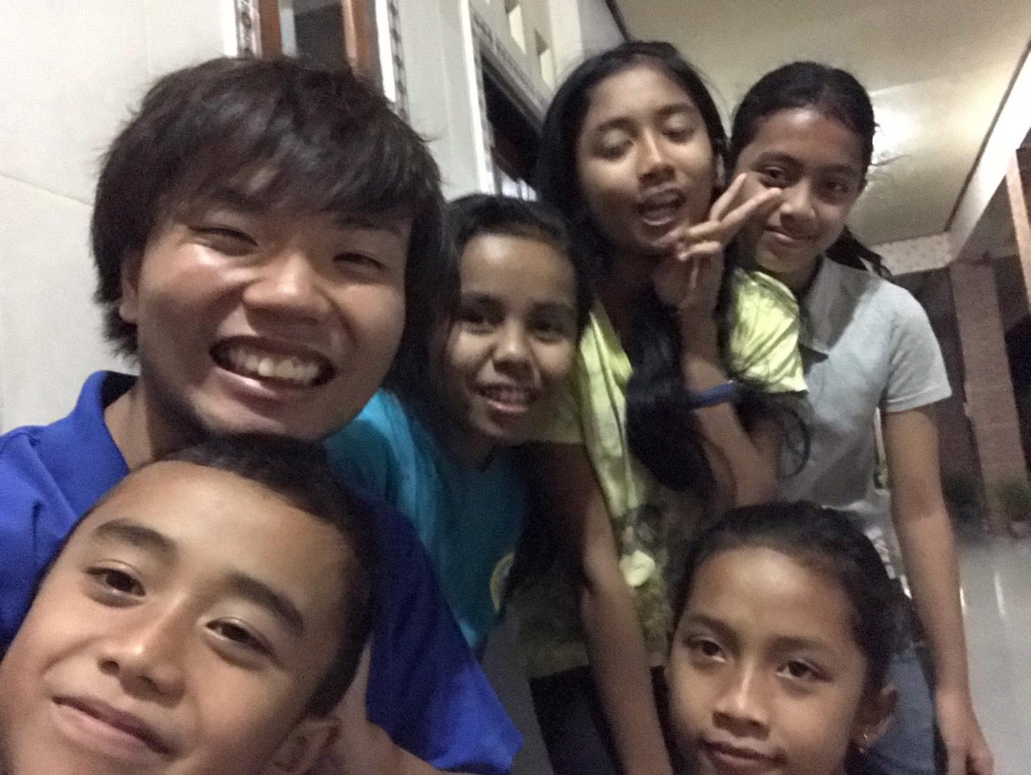 バリ島 孤児院