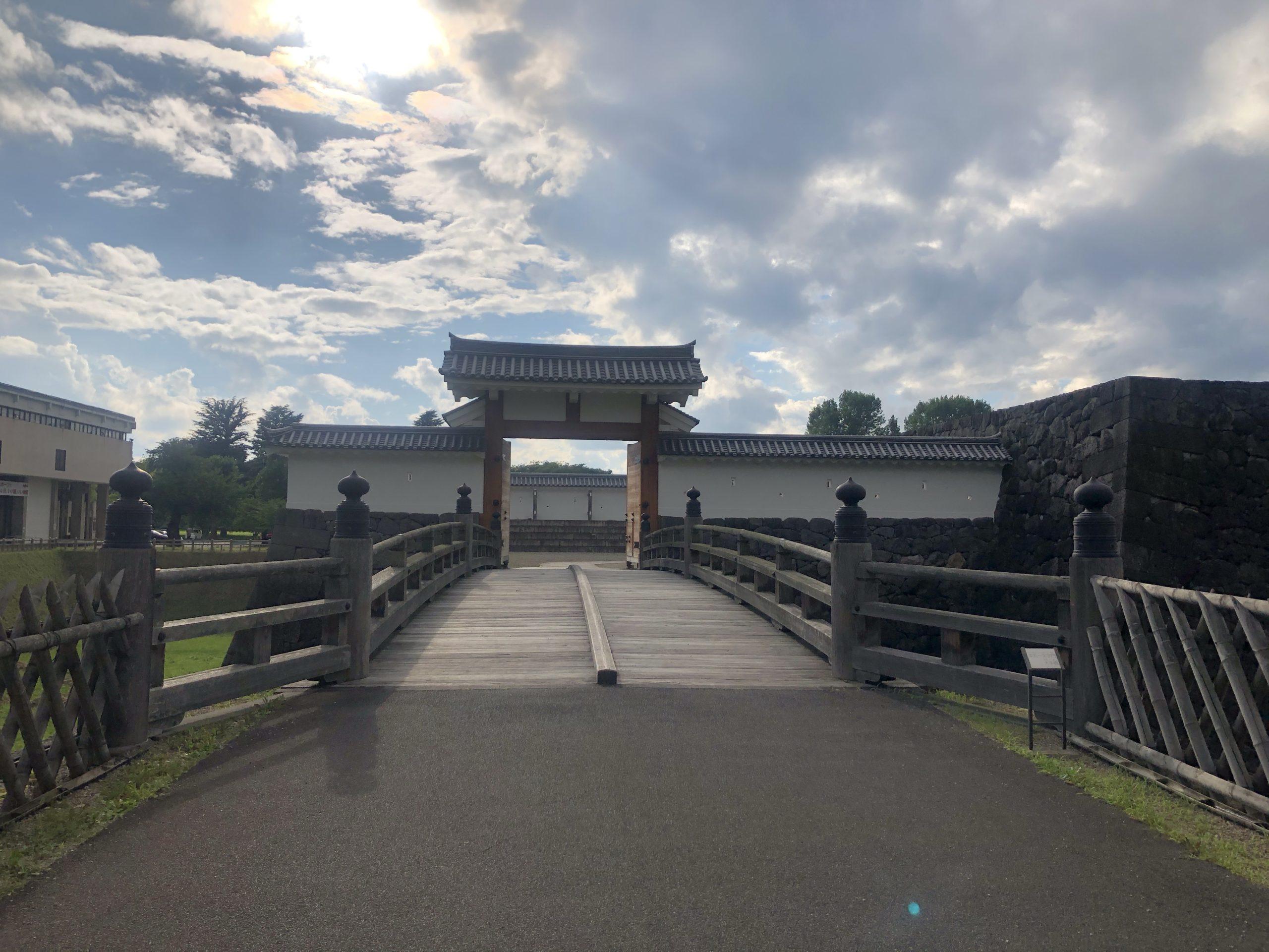 山形県霞城公園