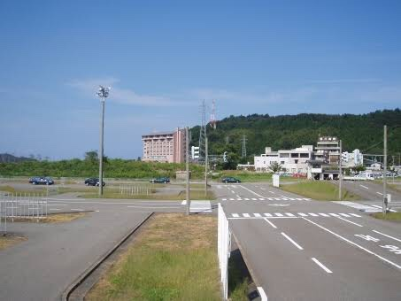 自動車学校道路コース