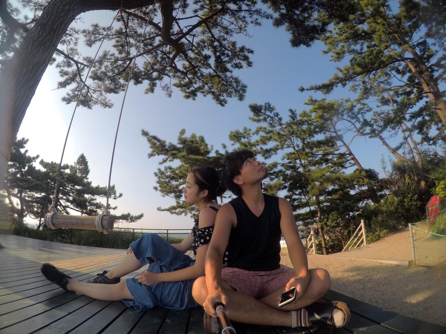 日間賀島 一周