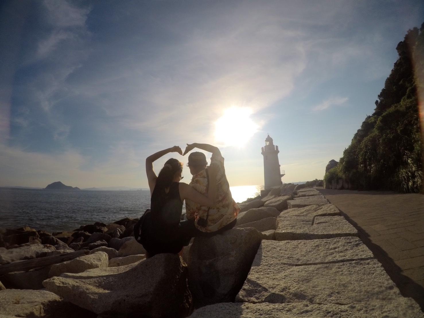 愛知県 伊良湖岬灯台 渥美半島