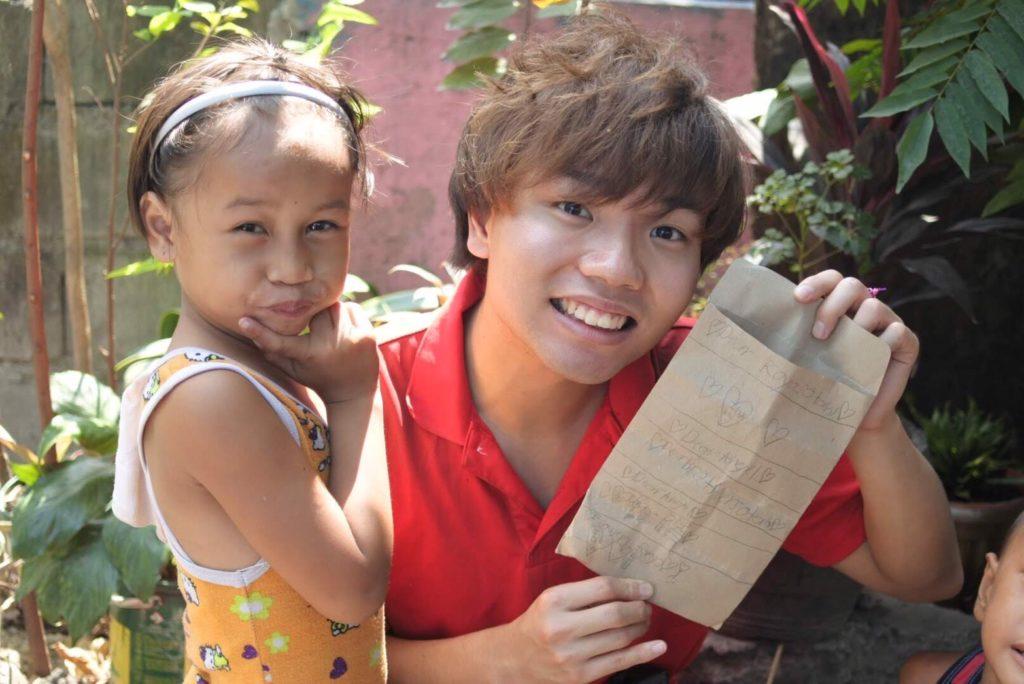 フィリピンスラム街 海外ボランティア