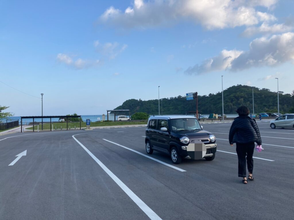 沖縄車中泊